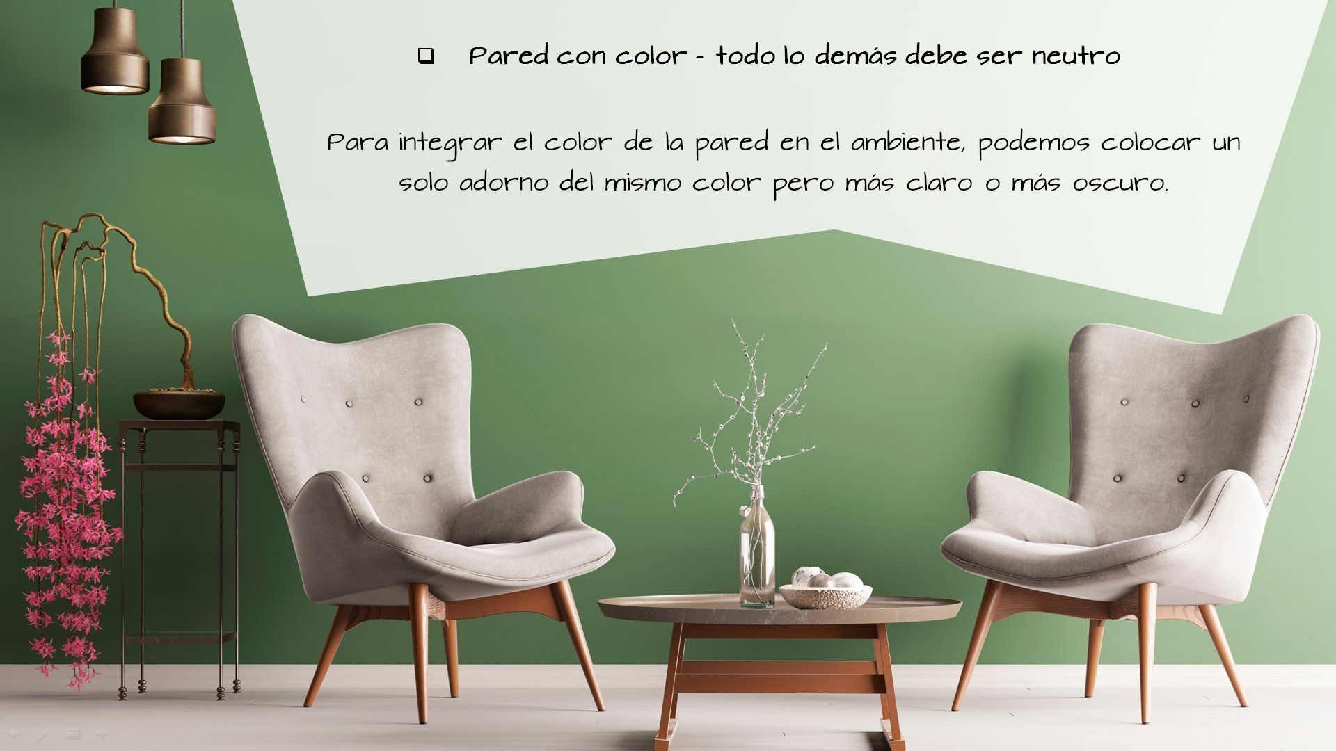 pared con color